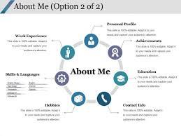 All About Me Presentation About Me Presentation