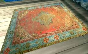 burnt orange and brown rug teal chocolate bright modern area rugs fantastic