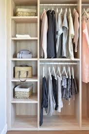 Standard Height For Coat Rack Extraordinary The Perfect Closet Rod Height Solved Bob Vila