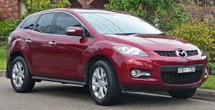 Mazda CX-7 - Wikiwand