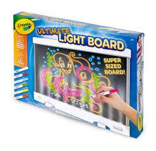 Kids Light Board Finders Crayola Ultimate Light Board Drawing Tablet Gift