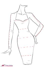 Sketching Clothing How To Draw Fringe Dress I Draw Fashion