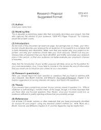 Example Essay Paper Research Paper Proposal Example Research Paper Proposal Template Us