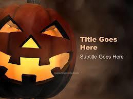 Halloween Pumpkin Powerpoint Progressive Church Media