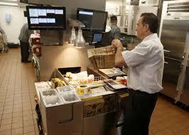 Mcdonalds Cook Job Description North Tulsa Mcdonalds Reopens With High Tech Additions