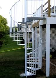 Outdoor Staircase outdoor spiral staircase metal design outdoor spiral staircase 4200 by xevi.us