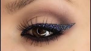 rockstar cat eye makeup tutorial eyeliner shonagh scott showme makeup