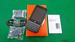 Amazon.com: NEC Terrain, Black 8GB AT&T ...