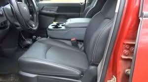 Dodge Ram 4th gen seats in 3rd gen truck - YouTube