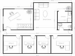 design office floor plan. Simple Home Office Floor Plan Interior Design Layout Small C