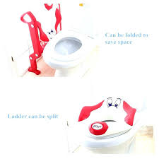 toilets baby toilet seat cover toilets fold up folding potties children kids ladder