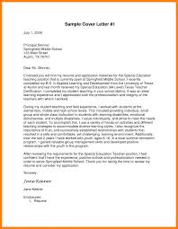7 Sample Application Job Letter For A Teacher Gin Education