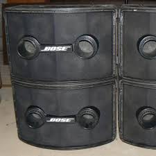 bose 802 series ii. bose 802 ii speaker series ii