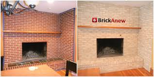 Renovate Brick Fireplace Update Red Brick Fireplace The Best Brick