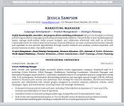 Plain Text Resume Template Executive Resume Template Pros And Cons Of Plain Text Resume Resume