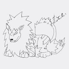 Katsuki On Twitter ずっと前に描いた俺の理想のウインディ可愛い