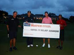 Phil Mickelson, Tiger Woods ...