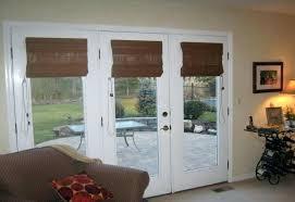 roman shades for sliding doors bamboo door blinds medium size of sliding glass door blinds sliding