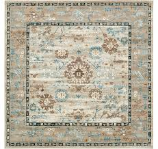 6 x 6 montreal square rug