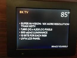 sharp 8k tv. sharp 8k tv