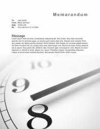 Flexible Technology Memo Template | Memo Template Free | Pinterest ...