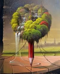 Surreal Paintings Evandro Schiavone Beautiful Surreal Paintings Surrealism