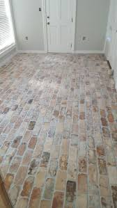 Floor Coverings For Kitchens 17 Best Ideas About Brick Floor Kitchen On Pinterest Brick Tile