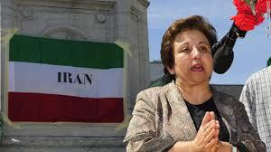 Resultado de imagem para Shirin Ebadi
