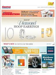 costo for diamond hoop earrings on costco plus more only offers milled