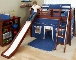 bunk bed with slide. Interesting With Decorating Dazzling Bunk Beds With Slide 17 Loft Bed Ikea Jpg S Pi Bunk  Beds With Intended