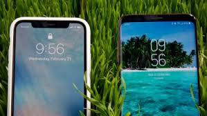 Samsung Galaxy S9 vs iPhone X TechRadar