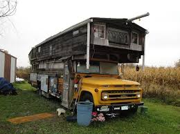 tiny house school bus. Old School Bus Converted Into A Home. Photo By Route 66 Association Of Illinois. Tiny House