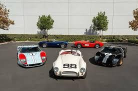 Cars Of Ford V Ferrari