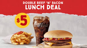 mcdonalds double cheeseburger and fries. Delighful Mcdonalds DEAL McDonaldu0027s 5 Double Beef U0027nu0027 Bacon Burger Meal With Small Fries U0026  Coke  Frugal Feeds To Mcdonalds Cheeseburger And G