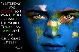 Image result for world change quotes and sayings