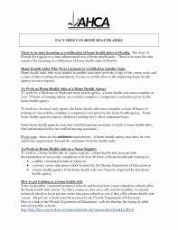 Home Health Aide Resume Objective Elegant 20 Teacher Aide Resume No