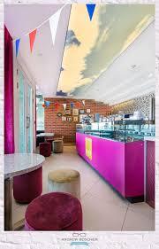 Small Ice Cream Shop Interior Design Inara Interiors Melts Ice Cream Parlour Sands Hotel