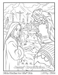 Resurrection Of Jesus Coloring Pages Coloring Pages Free Coloring