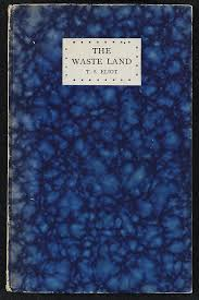the waste land modernism lab the waste land
