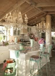 Shabby Chic Kitchen Furniture 25 Charming Shabby Chic Style Kitchen Designs Shabby Chic Blue