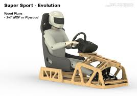 supersportevolution wood frontrightlow j