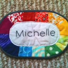 23 best images about Name tags on Pinterest | Gift cards, Search ... & Quilted name tag Adamdwight.com