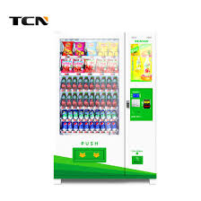 Vending Machine Coin Changer Magnificent China Attractive Screen Vending Machine With Note Reader And Coin