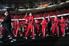 Why Russian Athletes Marched as R.O.C. ...