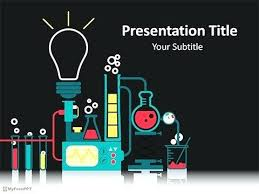 Science Presentation Template Template For Scientific Presentations