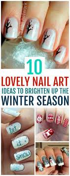25+ unique Winter nail art ideas on Pinterest | Winter nails, Xmas ...