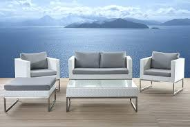modern patio furniture. Modern Patio Furniture Outdoor Conversation Set By Calgary