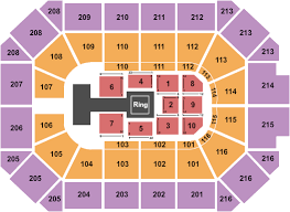 Allstate Arena Seating Chart Wwe Wwe Raw Tickets Mon Nov 25 2019 6 30 Pm At Allstate Arena