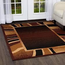 home dynamix premium rizzy area rug 7 8 x10 7 decorative brown