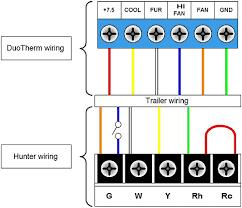 444002 hunter thermostat wiring diagram wire center \u2022 Trane Thermostat Wiring Diagram hunter thermostat wiring diagram thousand collection of wiring diagram rh mmucc us 3 wire thermostat wiring ac thermostat wiring diagram
